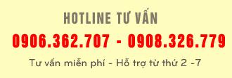 Hotline tư vấn miễn phí 24/7