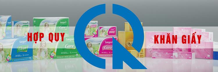 Quy chuẩn kỹ thuật quốc gia đối với khăn giấy và giấy vệ sinh