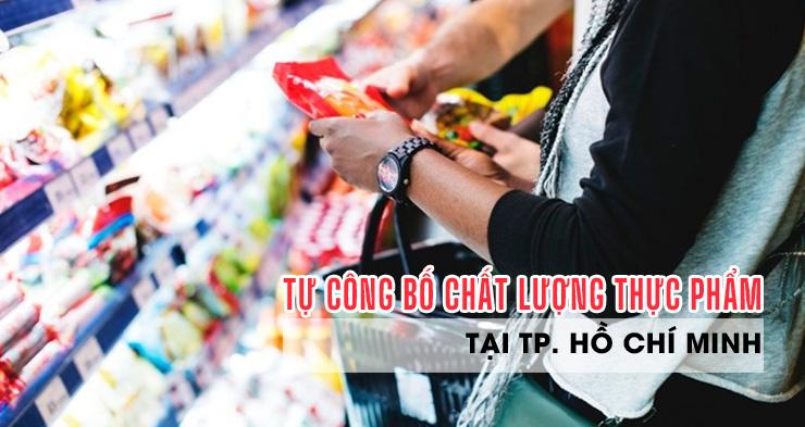 Công bố chất lượng thực phẩm thường tại Ban ATTP Hồ Chí Minh